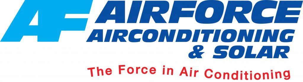 Airforce Airconditioning logo 2021